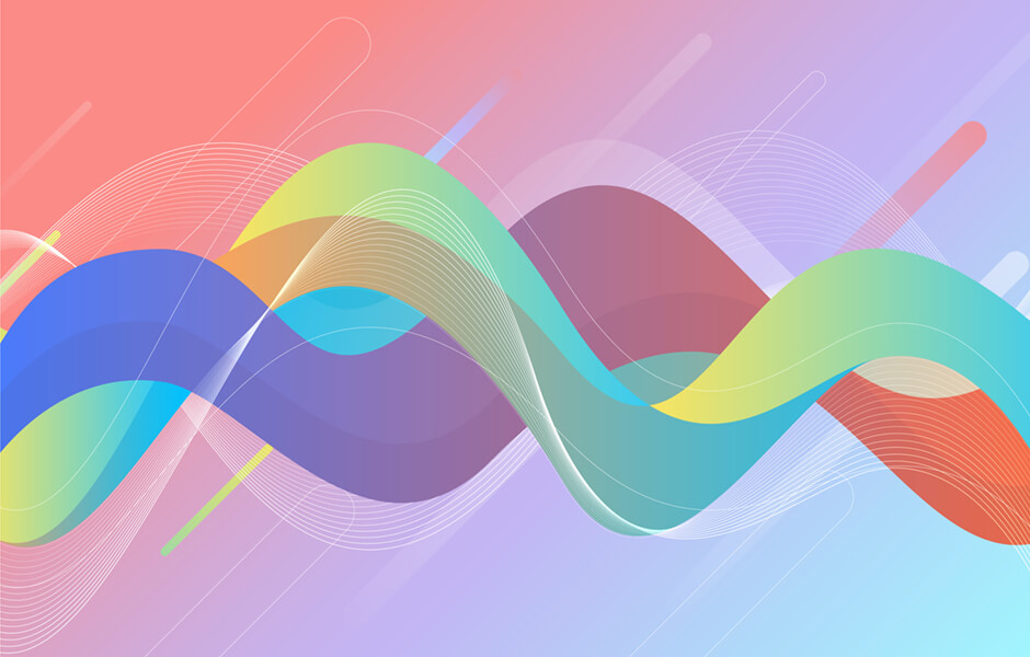 【CSS】波線の背景の作り方