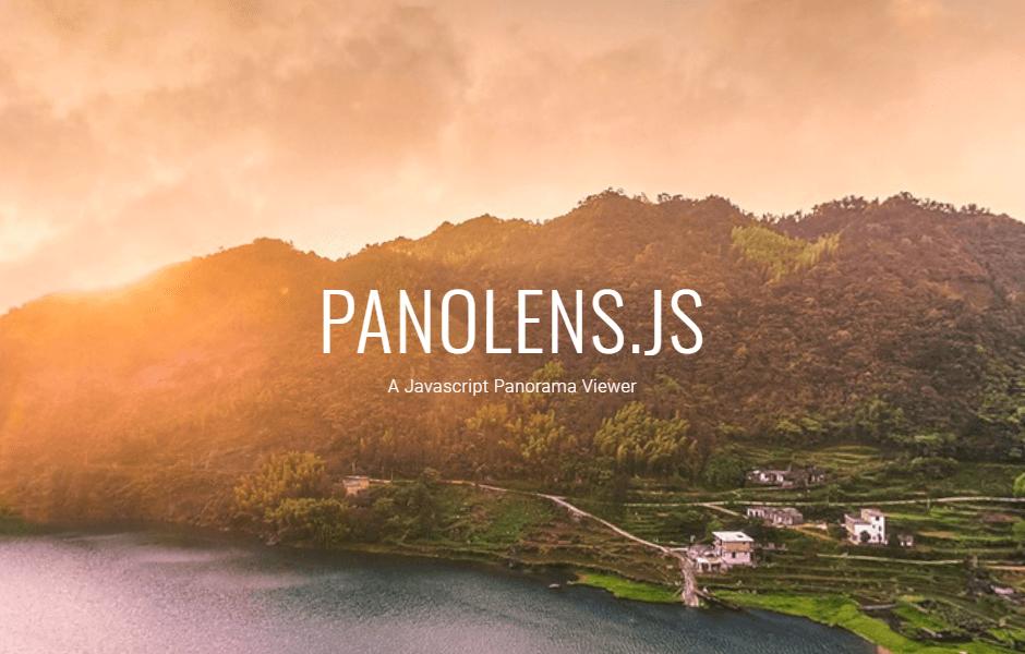 【Panolens.js】360°パノラマ画像をサイトに表示するライブラリの使い方