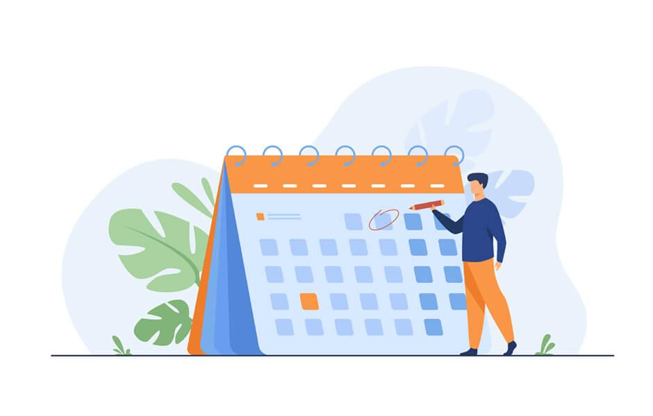 【JavaScript】日付一覧から当日を含む過去の日付を削除する